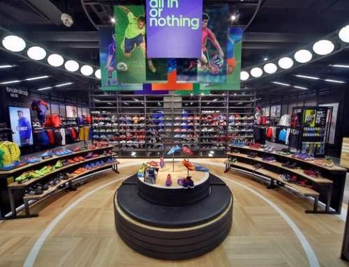 Tienda Adidas Paseo de Gracia